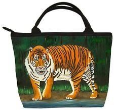 Bengal Tiger Handbag- Small Purse -From my Original Painting, Eminence