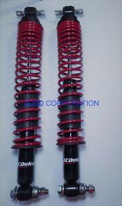 1971-1977 Oldsmobile Cutlass Supreme Rear Spring Assisted Ac Delco Shocks