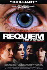 Requiem For A Dream Movie Poster | 11x17 | Licensed - New | Jared Leto