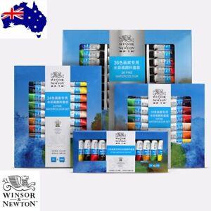Winsor & Newton Watercolour Paint Tubes Set 10ml * 24/36 colours Artist Painting