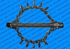 KETTENSCHLEUDERKOPF KETTENSCHLEUDER 16mm 2 Ketten mit Spikes für Rohrreinigung