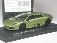 TOP: Minichamps Lamborghini Murcielago LP 640 grün metallic in 1:43 in OVP