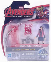 Marvel Avengers Age Of Ultron Scarlet Witch Vs Sub Ultron 008