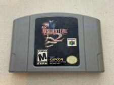 Nintendo 64 N64 Resident Evil 2 Video Game CartridgeOnly