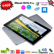 "4GB+64GB Chuwi Hi10 Pro 10,1"" Tableta PC Win10 Android 5,1 Quad Core 2in1 Tablet"