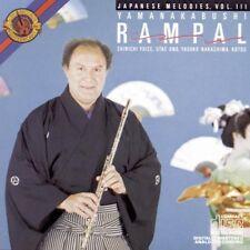 Rampal, Jean-Pierre : Japanese Melodies 3: Yamanakabushi CD