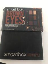 Genuine Smashbox Brown Eyes Photo Op Eye Enhancing Palette
