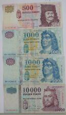 Banknoten, Geldscheine - 12.500 Forint (Ungarn)