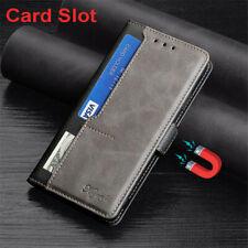 For Xiaomi Mi 10 Lite 10 Pro Magnetic Leather Flip Card Slot Wallet Case Cover