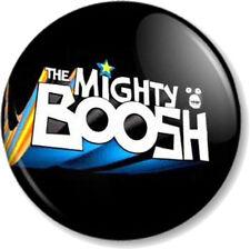 "The Mighty Boosh Logo 1"" 25mm Pin Button Badge Noel Fielding Comedy TV Show Geek"