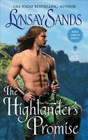 Highlander's Promise, Paperback by Sands, Lynsay, Brand New, Free shipping in...