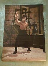 Bruce Lee Color Poster - 1984 Scandecor (Germany) #1589 - 29 x 39