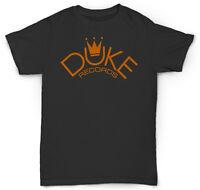 DUKE RECORDS T SHIRT SKA TROJAN VINYL 45 CORNELL SKINHEAD, RECORDS, VINYL, LP