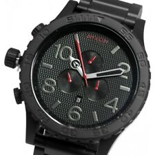 *NEW* NIXON 51-30 A083-2298 WATCH MENS BLACK TONE - NEXT DAY DELIVERY