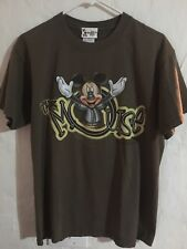Vintage Walt Disney World Mickey Mouse Fade T-Shirt Womens Size Medium USED!