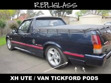 FORD XH UTE / PANELVAN XR TICKFORD REAR QUARTER PANEL PODS PAIR NEW