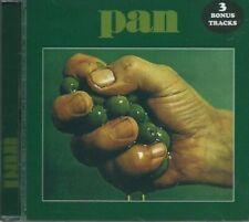 PAN - PAN 1970 DANISH PROG ROCK FOLK JAZZ MIX ex DELTA BLUES BAND CD +3xtrks