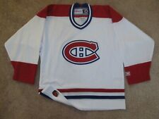 Montreal Canadiens Habs NHL Hockey Jersey-Boys L / XL-CCM