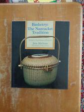 Basketry Nantucket Tradition by John McGuire Hcdj