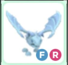 Roblox - Adopt me - Legendary Fly Ride FR Frost Dragon
