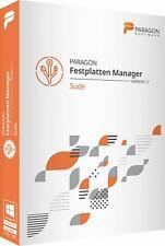 Paragon Festplatten Manager 17 Suite (1) - Vollversion für Windows (1033159)