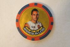 Adelaide Crows - Hard to Find - Topps Gold - Dream Team Chipz - Andrew McLeod
