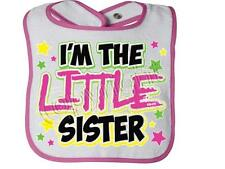 I'm The Little Sister NEON RABBIT SKINS Snap BIB