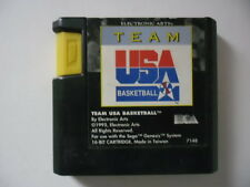 TEAM USA BASKETBALL - SEGA GENESIS - SEGA MEGADRIVE