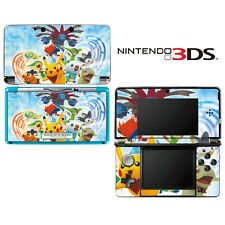 Vinyl Skin Decal Cover for Nintendo 3DS - Pokemon Mystery Dungeon Pikachu