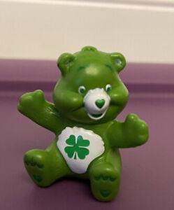 Care Bear Friend PVC Figure  Good Luck Bear Cake Topper