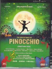 Dove: The Adventures of Pinocchio  (Opera North)   2 Disc DVD-9