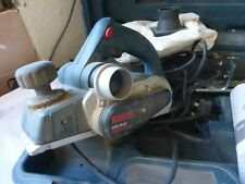 Bosch GHO-26-82D Planer 240v  - Working Condition With Case.