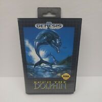 Ecco the Dolphin (Sega Genesis, 1992) Tested Cartridge And Game Only