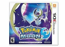 Pokemon Moon-Nintendo 3DS