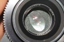 HELIOS-44-2 f/2 58mm ANAMORPHIC Lens PL MOUNT ARRIFLEX ARRI Red One 35MM