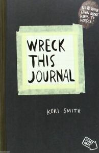 Wreck This Journal (Paperback Book)