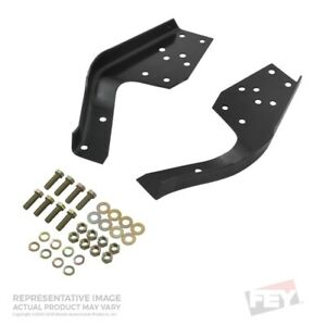 Westin 92230 Universal Bumper Mount Kit For 81-93 Dodge W350 NEW