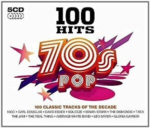 100 Hits - 70s Pop, Various Artists, Used; Good CD