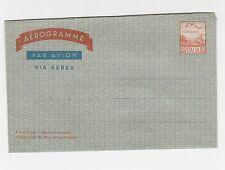 INTERO POSTALE 1960 REPUBBLICA AEROGRAMMA L.110 Z/6327