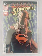 Supergirl Annual #2 (2019) DC