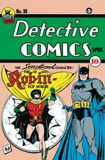 Detective Comics #38 Facsimile Edition DC Comics 2020  NM 9.6