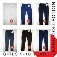 Girls Jeans 9-10 Years Brand New MORE THAN 70% OFF (L50)
