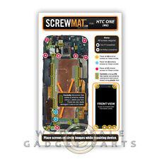 ScrewMat for HTC ONE M8  Magnetic Screw Locator Mat Repair Tool