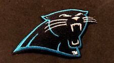 Carolina Panthers Iron On Embroidered Patch  - free shipping!