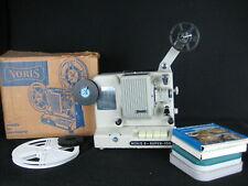 Noris 8 Super 100 projector + Films