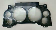 Speedo Gauge Cluster IPC Lens Cover Chrome Trim 2007-13 Silverado Sierra Tahoe