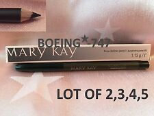 Mary Kay Brow Definer Pencil eyebrow SOFT BLACK or BRUNETTE LOT of 1,2,3,4,5NIB✈