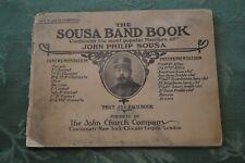 Sousa Band Music Song Book