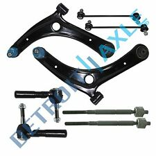 New 8pc Complete Front Suspension Kit for Dodge Caliber Jeep Compass Jeep