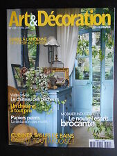 """Art & décoration"" n°450 avril 2009"